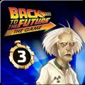 Back to the Future: The Game PlayStation 3 Front Cover Episode 3
