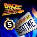 Back to the Future: The Game PlayStation 3 Front Cover Episode 5