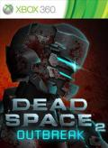 Dead Space 2: Outbreak Xbox 360 Front Cover