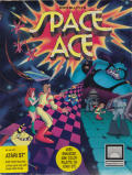 Space Ace Atari ST Front Cover