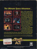 Space Ace Atari ST Back Cover
