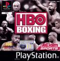 HBO Boxing PlayStation Front Cover