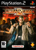 Urban Reign PlayStation 2 Front Cover