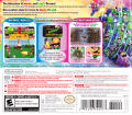 Mario & Luigi: Dream Team Nintendo 3DS Back Cover