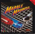 Marble Madness Amiga Front Cover