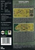 Panzer Corps: Grand Campaign '42 Windows Back Cover