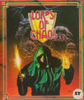Lords of Chaos Atari ST Front Cover
