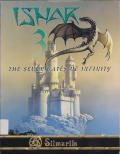 Ishar 3: The Seven Gates of Infinity Atari ST Front Cover