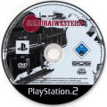Samurai Western PlayStation 2 Media