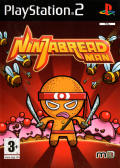Ninjabread Man PlayStation 2 Front Cover