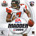 Madden NFL 2004 Windows Other Jewel Case - Front
