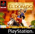 Gold and Glory: The Road to El Dorado PlayStation Front Cover
