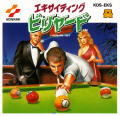 Exciting Billiard NES Front Cover