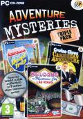 Adventure Mysteries Triple Pack Windows Front Cover