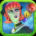 Bubble Witch Saga iPad Front Cover