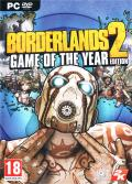 Borderlands 2: Game of the Year Edition Windows Front Cover