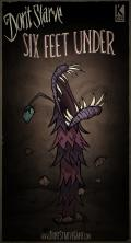 Don't Starve Linux Front Cover Six Feet Under update (October 1, 2013).