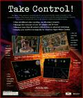 Star Control 3 DOS Back Cover