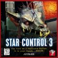 Star Control 3 DOS Other Jewel Case Front