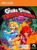 Giana Sisters: Twisted Dreams Xbox 360 Front Cover