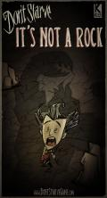 Don't Starve Linux Front Cover It's not a rock! update (June 11, 2013).