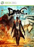 DmC: Devil May Cry Xbox 360 Front Cover