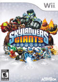 Skylanders Giants Wii Other Keep Case - Front