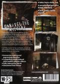 Penumbra: Black Plague Windows Inside Cover Keep Case: Back