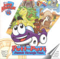Putt-Putt Travels Through Time Macintosh Other Jewel Case - Front