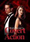 Sid Meier's Covert Action Linux Front Cover 1st version