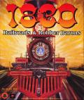 1830: Railroads & Robber Barons DOS Front Cover