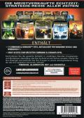 Command & Conquer: Ultimate Collection Windows Back Cover