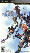 Kingdom Hearts: Birth by Sleep PSP Front Cover