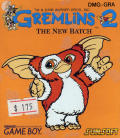 Gremlins 2: The New Batch Game Boy Front Cover
