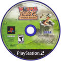 Worms Forts: Under Siege PlayStation 2 Media
