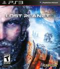 Lost Planet 3 PlayStation 3 Front Cover