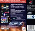 Star Wars: Masters of Teräs Käsi PlayStation Back Cover
