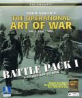 Norm Koger's the Operational Art of War Vol 1: 1939-1955 - Battle Pack I Scenario Add-on Disk Windows Front Cover