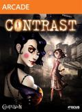 Contrast Xbox 360 Front Cover