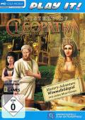 Mystery of Cleopatra Windows Front Cover