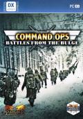 Command Ops: Battles from the Bulge  Windows Front Cover