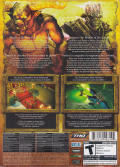 Titan Quest (Gold Edition) Windows Back Cover