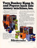 Mario Bros. Arcade Back Cover