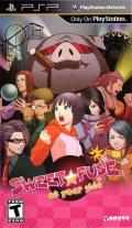 Sweet Fuse: At Your Side PSP Front Cover
