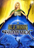 Age of Wonders: Shadow Magic Windows Front Cover 1st version