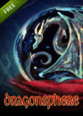 Dragonsphere Linux Front Cover 1st version