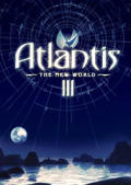 Beyond Atlantis II Windows Front Cover 1st version