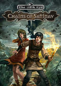 The Dark Eye: Chains of Satinav Windows Front Cover 1st version