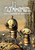Machinarium (Collector's Edition) Macintosh Front Cover