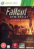 Fallout: New Vegas - Ultimate Edition Xbox 360 Front Cover
